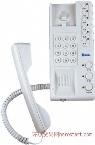 惠州晟科电子SK-999BF1楼宇对讲门铃