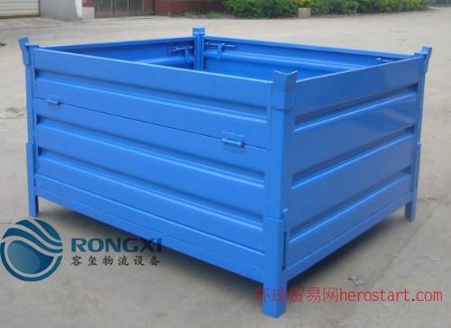 金山钢制料箱