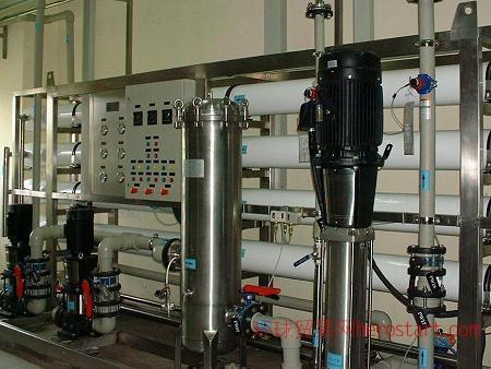 长春化工纯化水设备