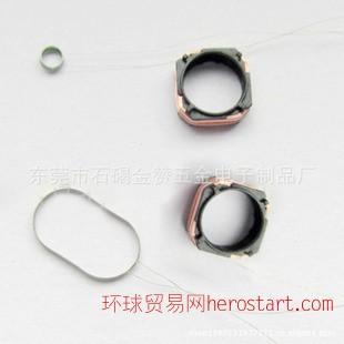 多声道空芯喇叭音圈  电声器件精细铜丝音圈