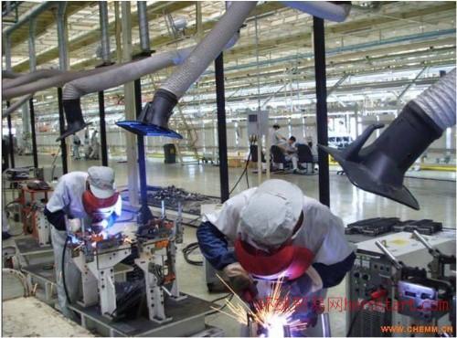 焊烟净化工程