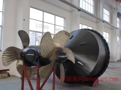 无锡瑞风专业设计对转桨推进器