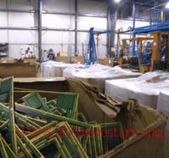 上海废钢、废铁、非金属、金属废料处理
