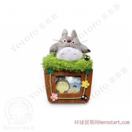 上海迪士尼 广州喜羊羊 杭州要有自己的龙猫