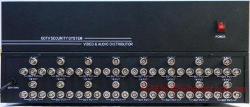 辛迈XM-V1648,16进42出视频分配器