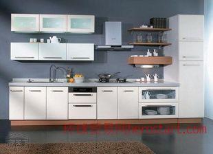 橱柜厂自主生产批发各式厨房橱柜 出口款式橱柜