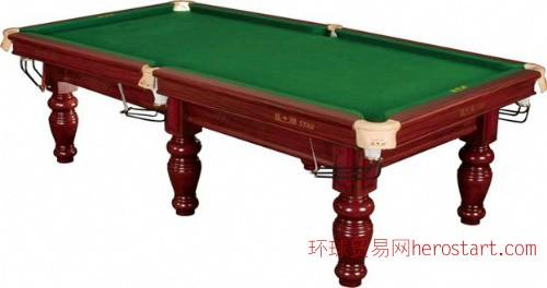 特价专卖仿星牌美式落袋台球桌、标力牌台球桌