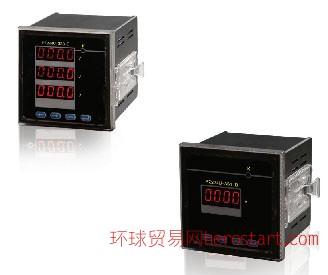 MZ1U数字屏装电压表