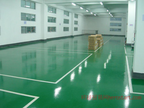 重庆环氧地坪漆,工厂车间地坪漆工程施工
