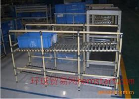 武汉货架,柔性线棒料架系统