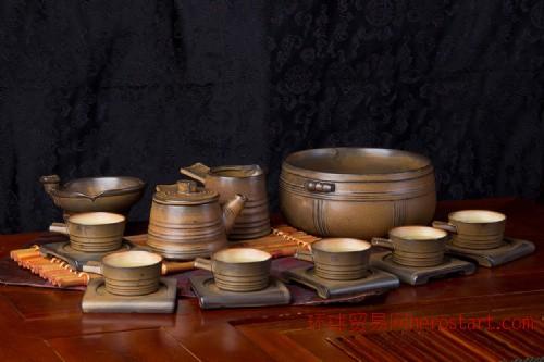 茂陵秋风(大)茶具