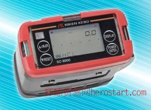 日本理研进口硅烷SiH4毒性气体SC-8000检测仪,SC-90替代型号