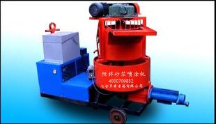 全自动干粉螺杆砂浆喷涂机