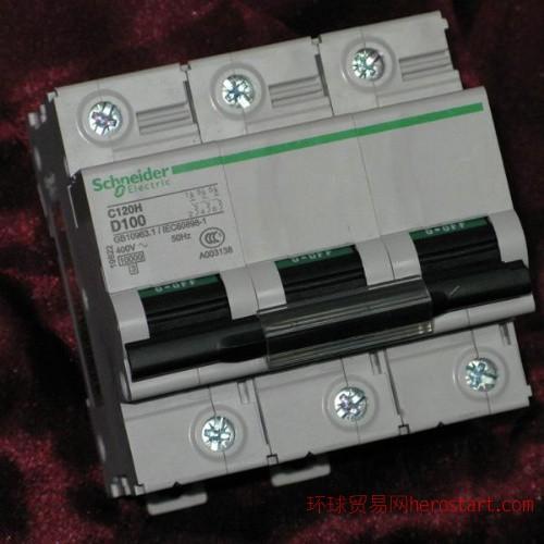 施耐德交流接触器LC1D128 M7C