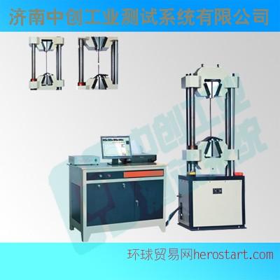 钢绞线拉力试验机,铝绞线拉伸试验机