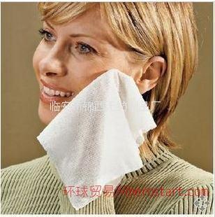 纯棉旅行一次性方巾 可多次使用批发