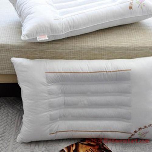山东水思缘家纺厂家供应枕芯枕头PP棉珍珠棉羽丝绒