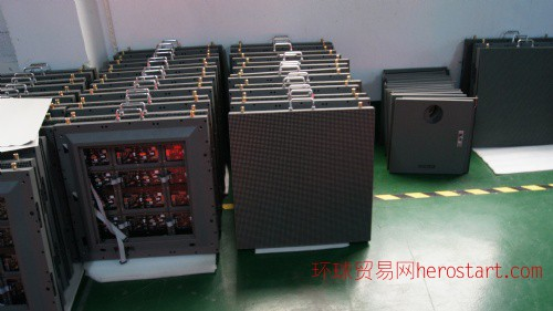 P16全彩led模组