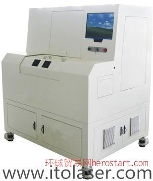 电容屏银浆激光镭射ITO蚀刻机