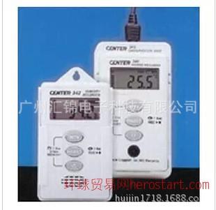 台湾群特CENTER342数显温湿度记录仪