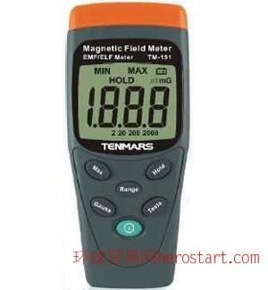 天马思TM-191 低频电磁波测试器