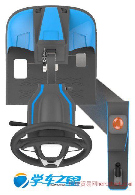在县城开汽车驾驶模拟器训练器吧怎么样