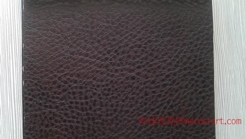 荔枝纹 皮革加工