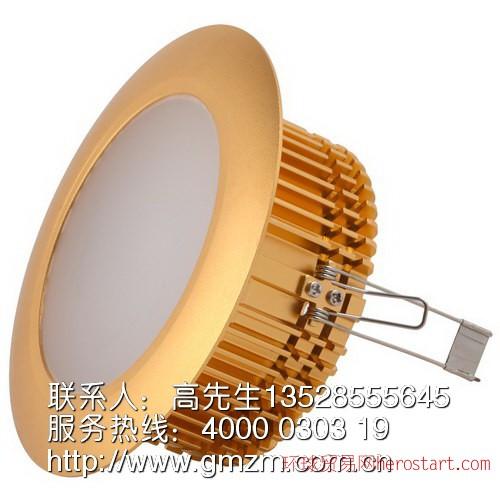 LED泛光灯LED天花射灯LED节能灯商业照明