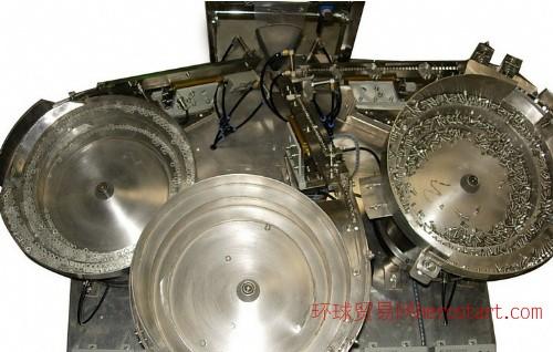 DXDB-60T多振动盘螺丝自动包装机