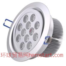 优质LED筒灯
