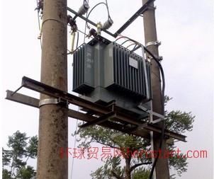 油浸式变压器安装 台架变压器安装
