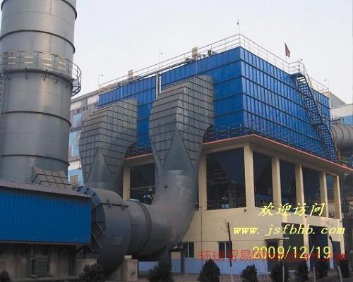 丰邦环保研发的高炉煤气脉冲袋式除尘器