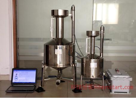 供应福建省计量科学研究院音速喷嘴和钟罩复合燃气表检定装置