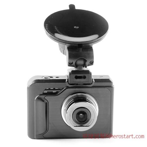 1080P高清画质行车记录仪
