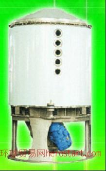 立式振动流化床干燥机