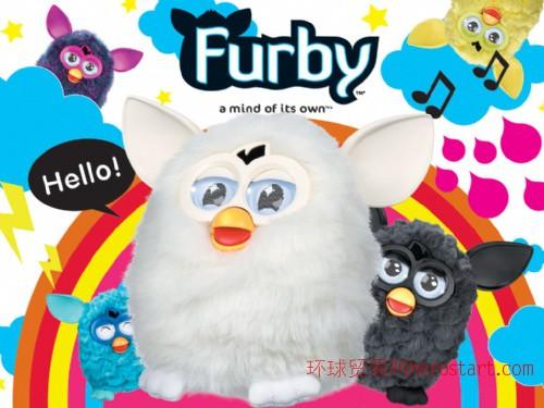 Furby電子寵物