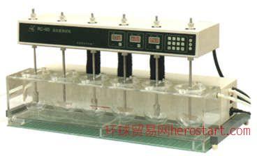 药典仪器溶出度测试仪RC-6D