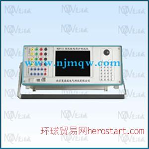MQW511  (六相)微机继电保护测试仪