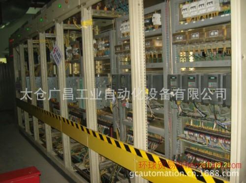 机械设备电气电路设计安装,自动化成套控制系统,控制柜配电柜变频柜