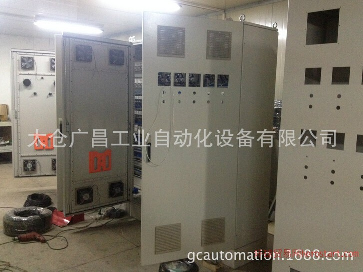 承接吹膜机吹塑机注塑机挤出机非标设备自动化改造/电控成套系统