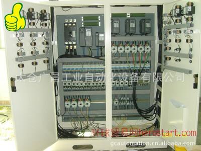 苏州上海太仓广昌自动化 控制系统电气自动化成套电器控制柜系统