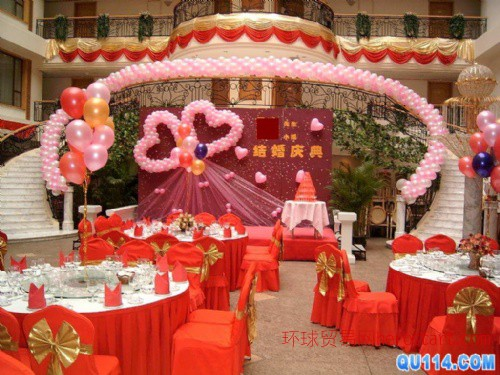 北京氦气球装饰