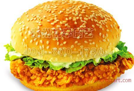 西式快餐汉堡炸鸡培训