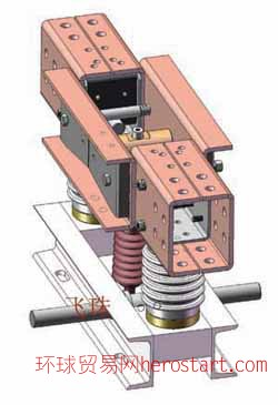 GN22隔离开关刀闸电流3150A_4000A