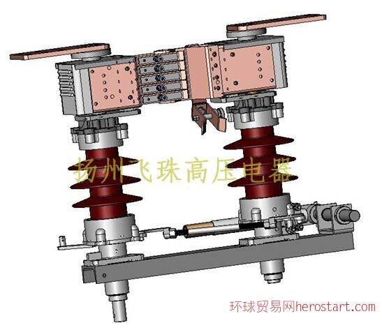 GW4-12D大电流隔离开关电流2000A