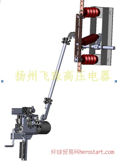 10kV小型化隔离开关DGN-12