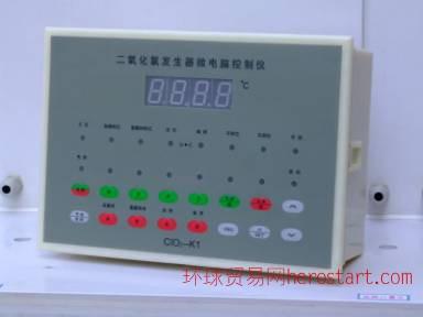 微电脑二氧化氯发生器控制仪
