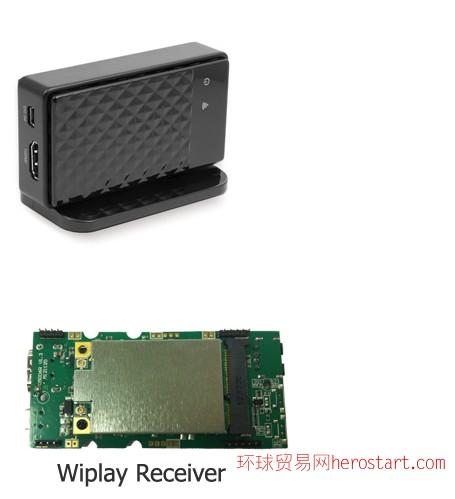 wiplay无线传输方案