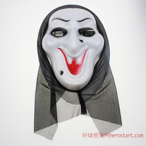 万圣节 鬼节狂欢面具