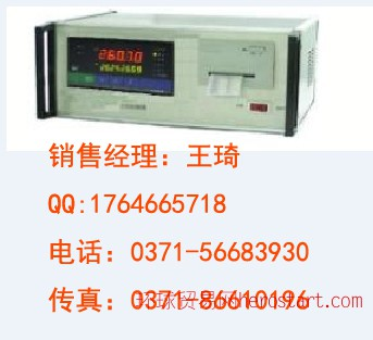 SWP-RLK802 带打印流量积算仪 昌晖